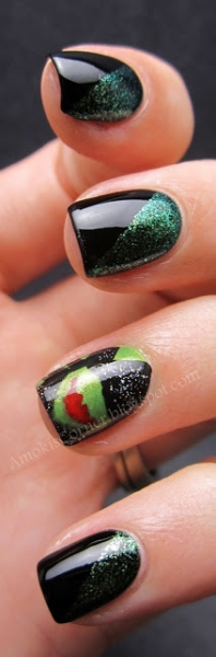Fancy nails48