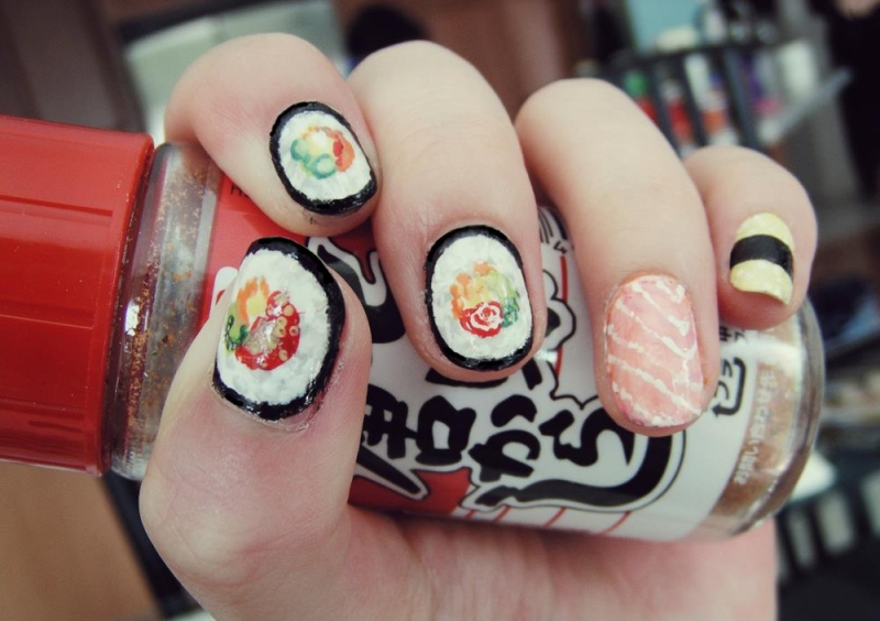 Fancy nails60