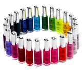 SHANY Nail Art Set (24 Famouse Colors Nail Art Polish, Nail Art Decoration)