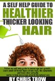 A self help guide to healthier thicker looking hair: Follow my self help guide to encourage hair growth. Learn the different types of hair loss, symptoms and what works to encourage growth naturally.