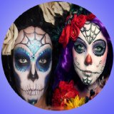 Amazing Halloween Makeup Ideas For Women